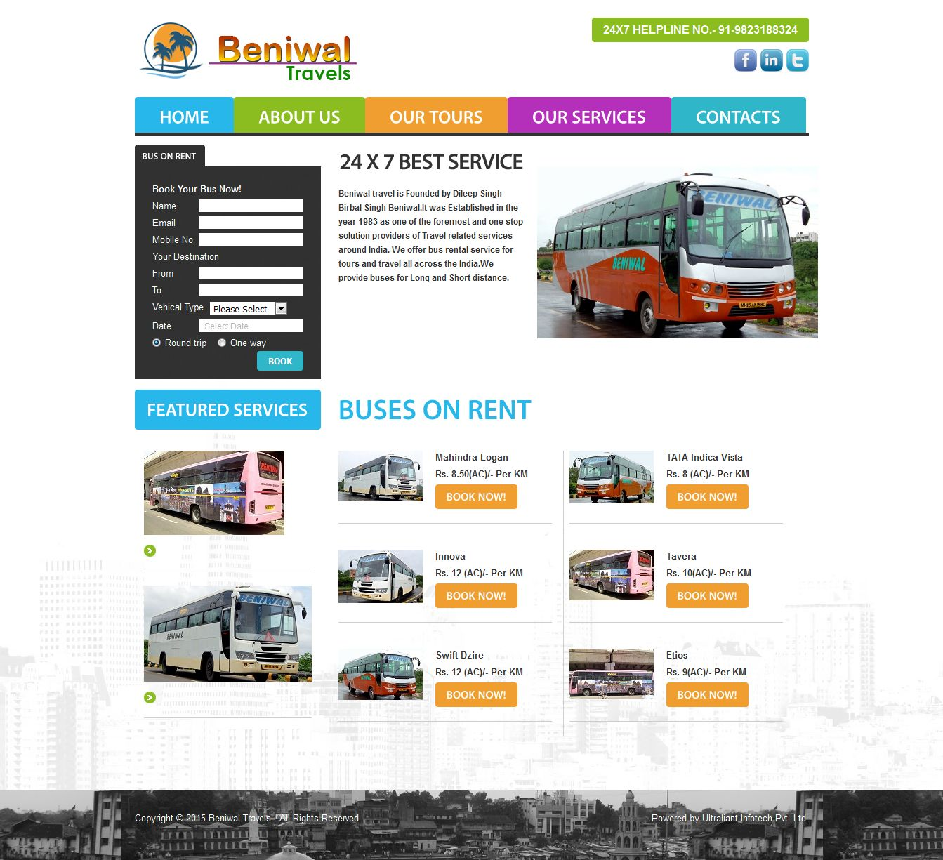 Beniwal Travels