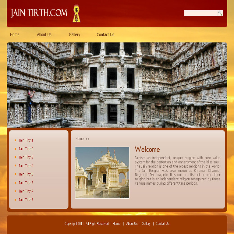 Ancient Jain Teerth